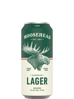 Moosehead Lager 473ml Can