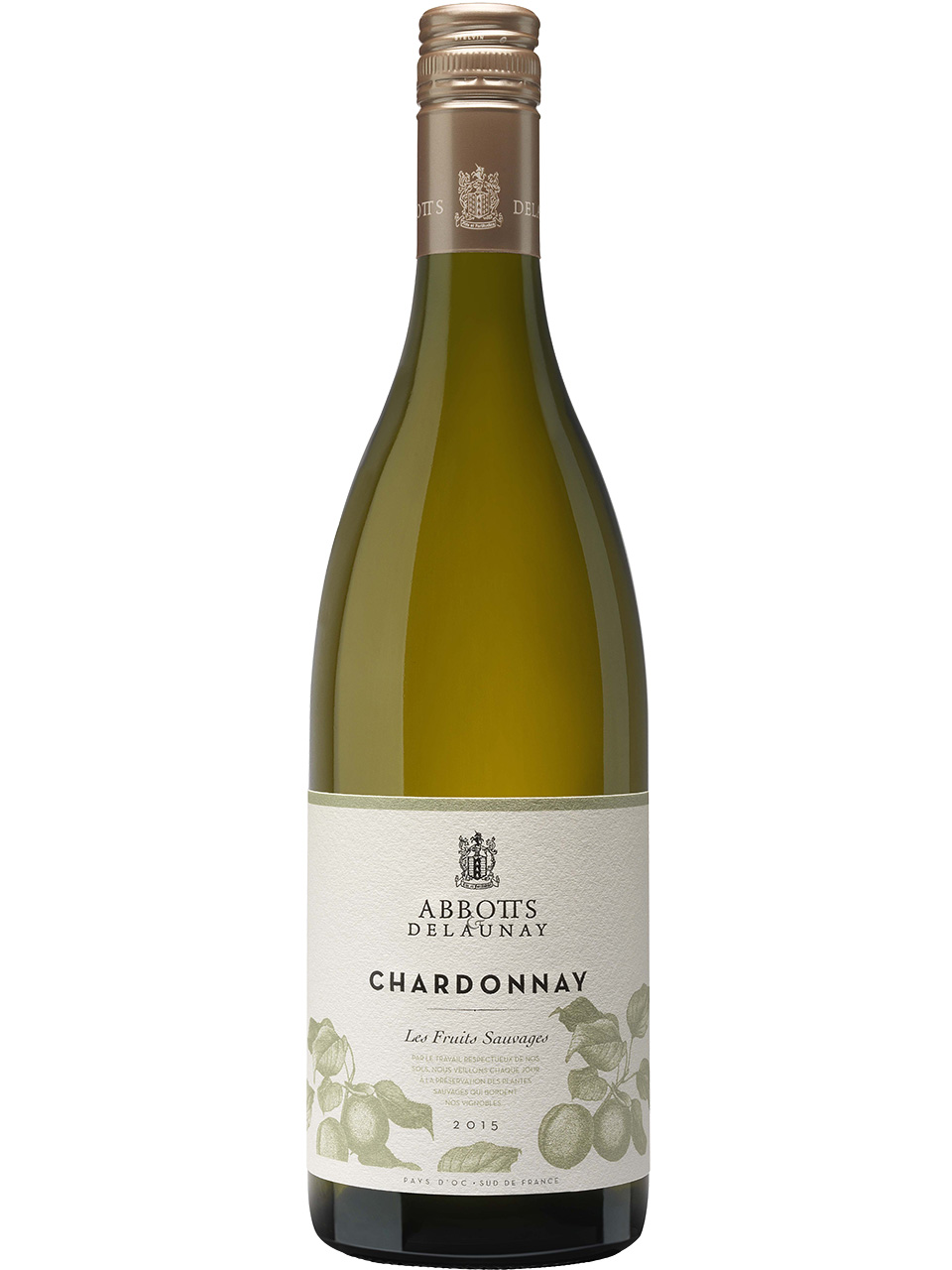 Abbots & Delaunay Fruits Sauvages Chardonnay