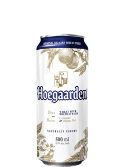 Hoegaarden 500ml Can