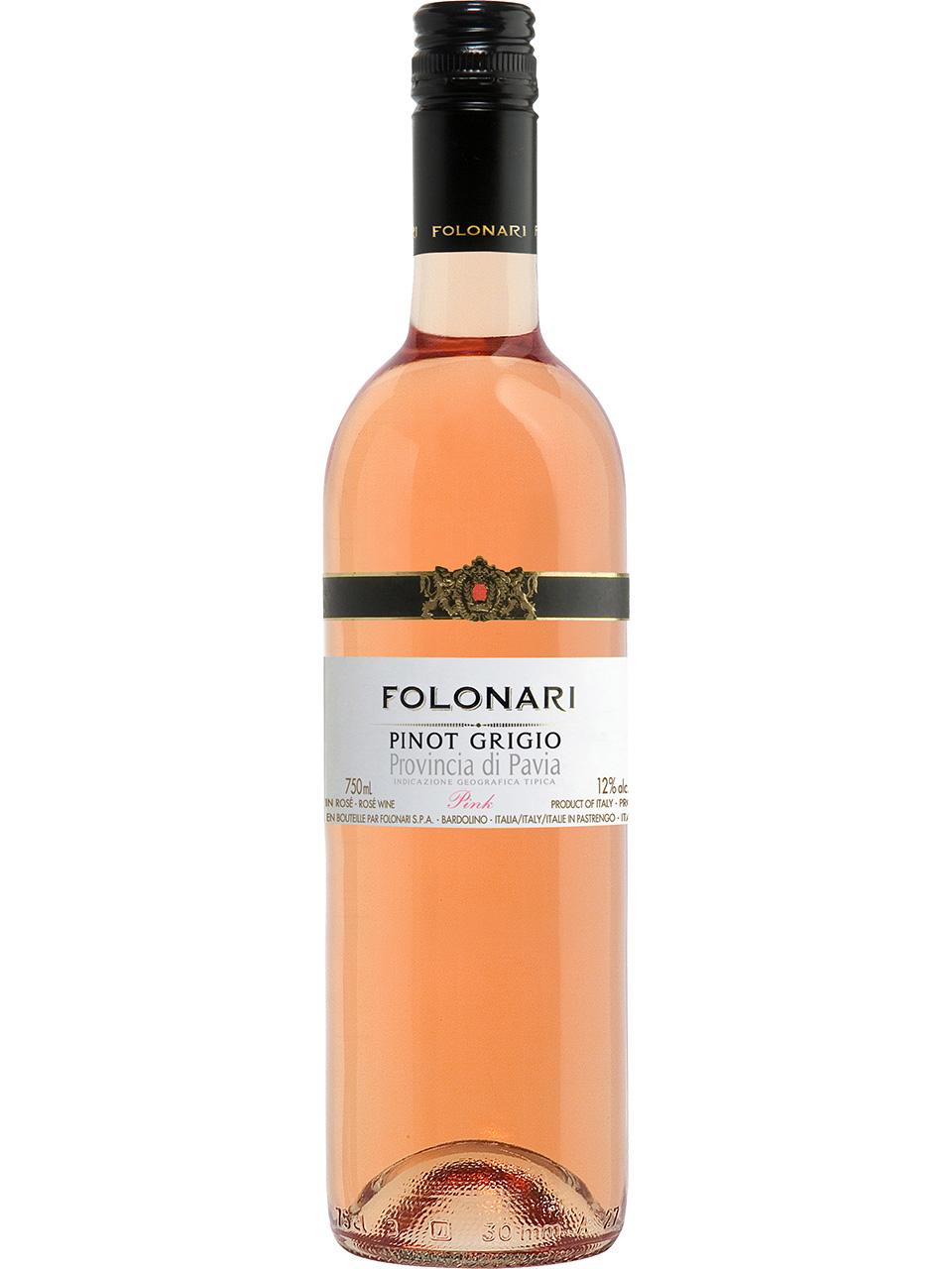 Folonari Pink Pinot Grigio