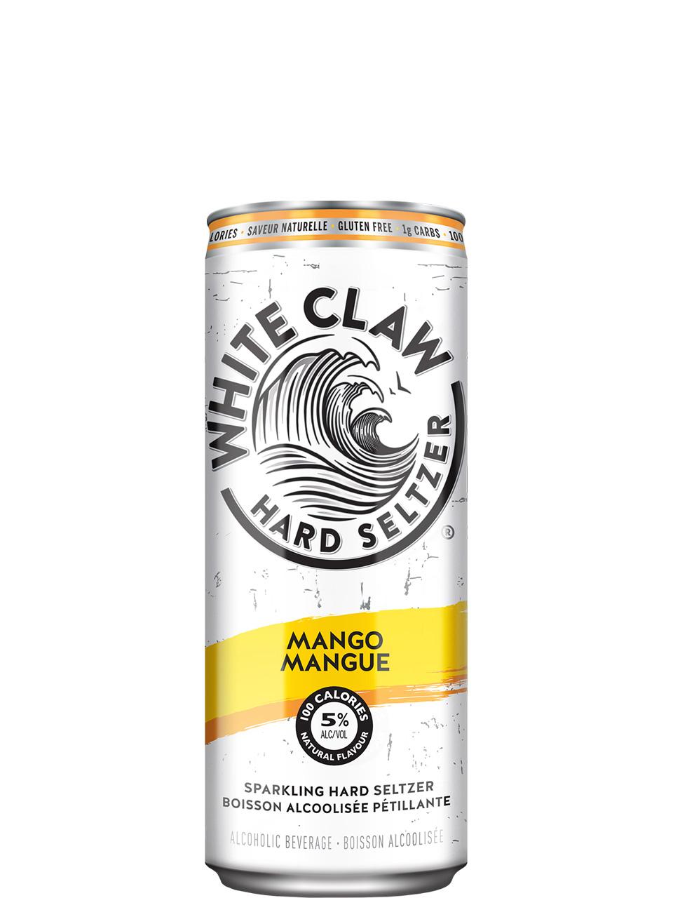 White Claw Mango 6 Pack
