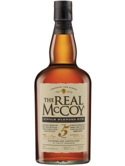The Real McCoy 5YO Rum