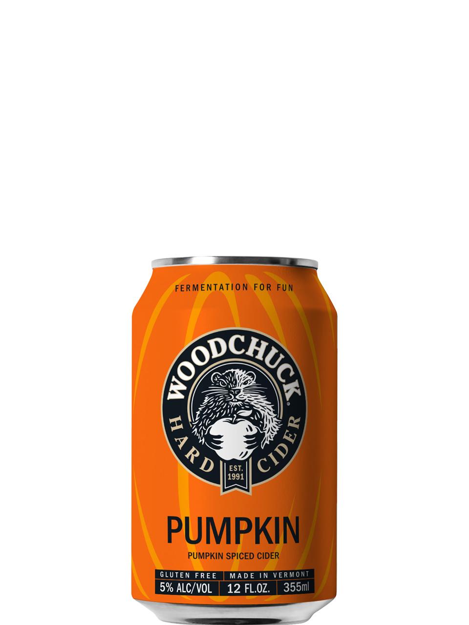 Woodchuck Pumpkin Spiced Cider
