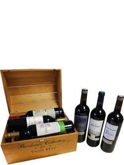 Yvon Mau Bordeaux Discovery Chest 2020 Collection