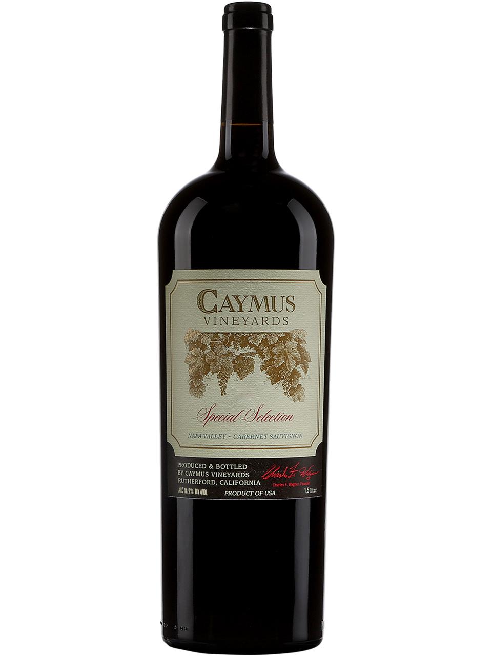 Caymus Special Selection Cabernet Sauvignon 2016