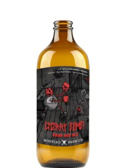 Bootleg Cherry Bomb! Sour Red Ale 500ml Bottle