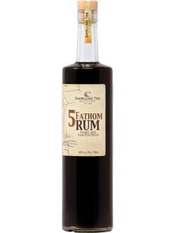 Barrelling Tide 5 Fathom Dark Rum