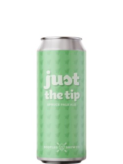 Bootleg Just The Tip Spruce Pale Ale 473ml Can