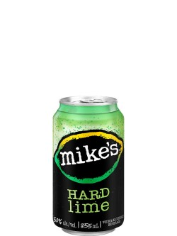 Mike's Hard Lime 6 Pack Cans