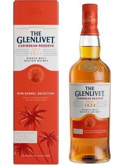 Glenlivet Caribbean Reserve Scotch Whisky