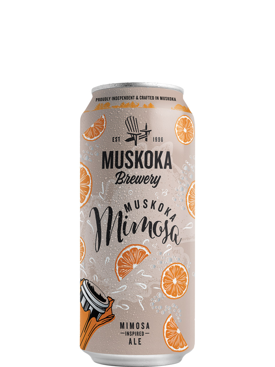 Muskoka Mimosa Sparkling Ale 473ml Can