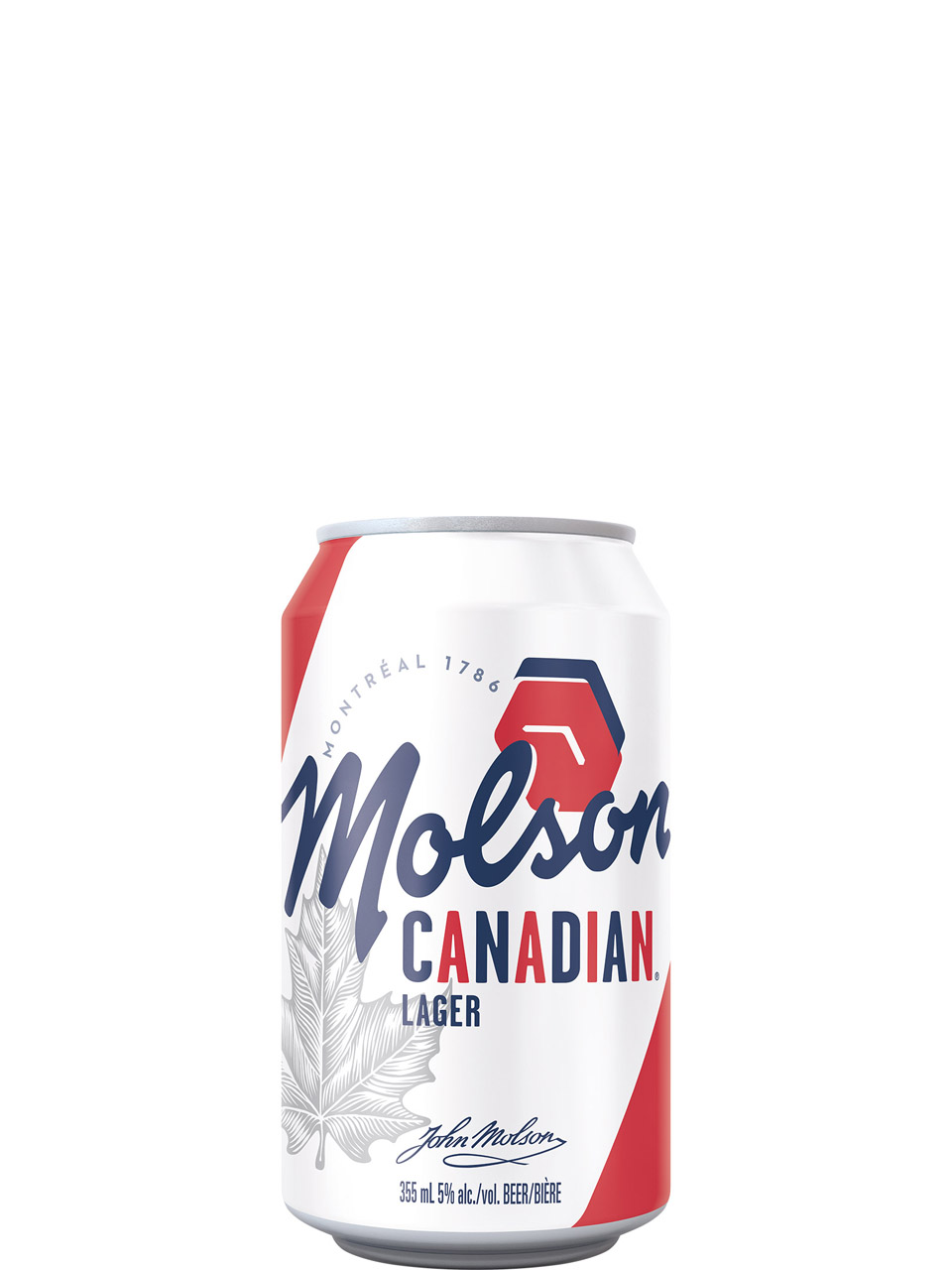 Molson Canadian Lager 12 Pack Cans