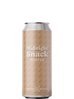 Bootleg Midnight Snack Porter 473ml Can