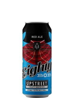 Upstreet Eighty Bob Red Ale 473ml Can