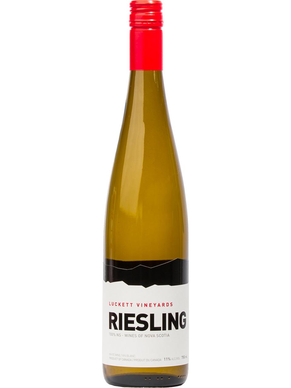 Luckett Riesling