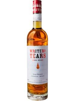 Writers Tears Red Head Single Malt Irish Whiskey
