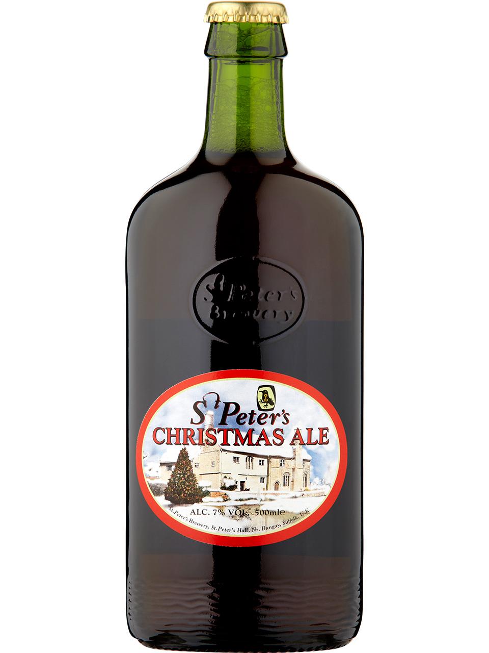 St. Peter's Christmas Ale 500ml Bottle