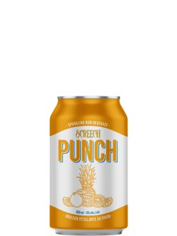 Screech Punch 6 Pack Cans