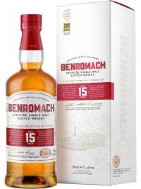 Benromach 15YO Single Malt Scotch Whisky