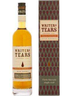 Writers Tears Irish Whiskey Marsala Cask Finish