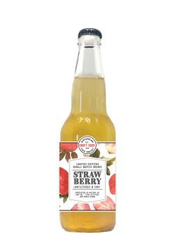 NL Cider Co Dry Unfiltered Strawberry Cider 330ml