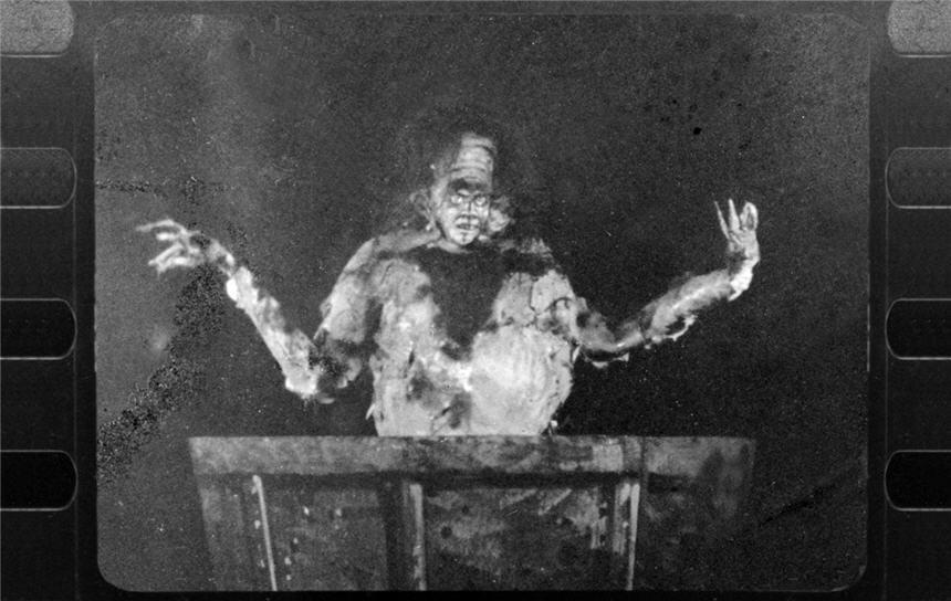 Frankenstein Penetrating the Secrets of Nature