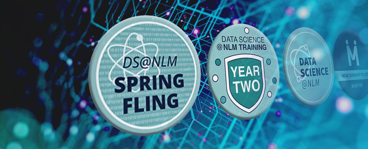 Data Science @ NLM Journey Continues and What We Have Learned!