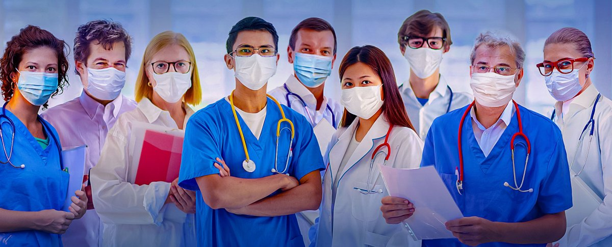 Thank You, My Nurse Colleagues