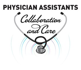 Logo for Physician Assistants: Collaboration and Care