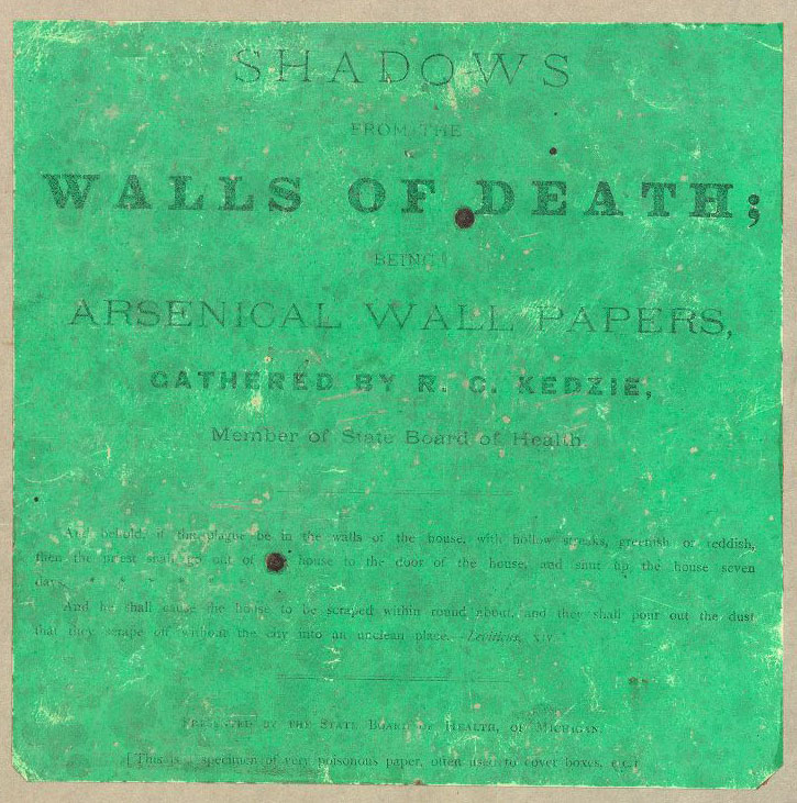 Facts and InferencesDigitizing Shadows from the Walls of Death Part 1  Circulating Now from NLM