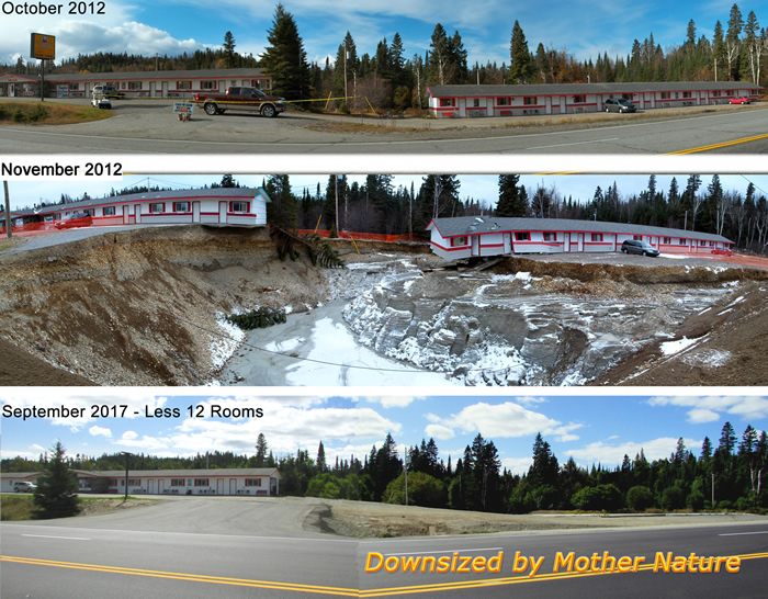 Wawa Disaster Northern Lights Motel