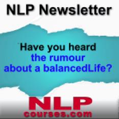 NLP Newsletter - balanced life