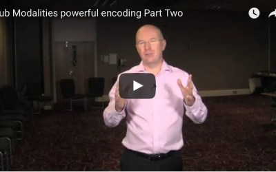 NLP Video – Sub Modalities Powerful Encoding Part 2
