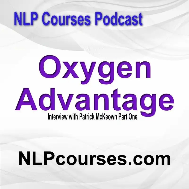 Interview with Patrick McKeown author of the Oxygen Advantage Part One