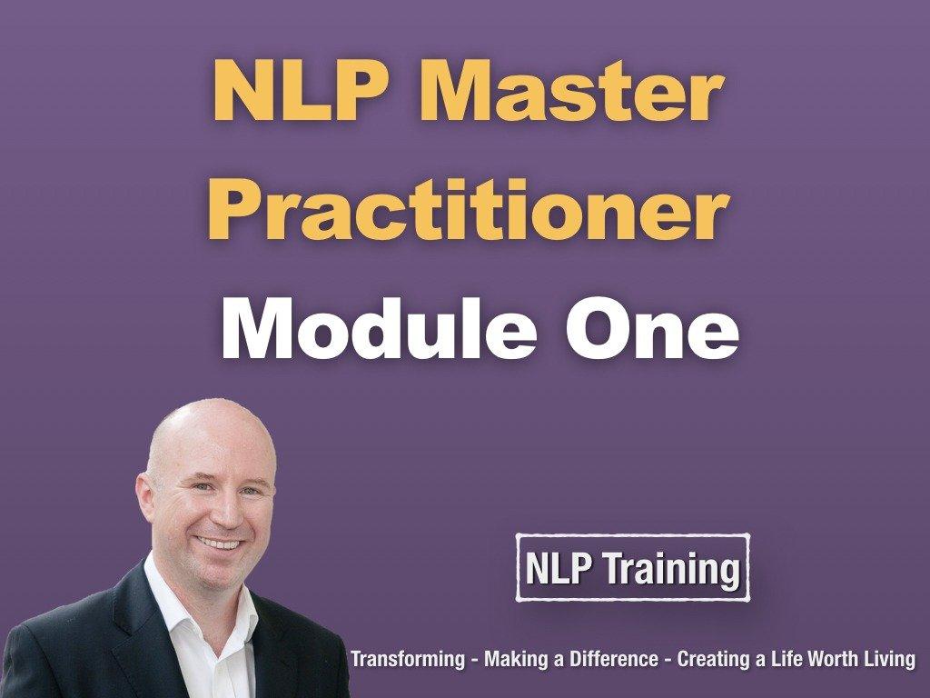 NLP Master Practitioner Training