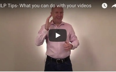 NLP Tips – What to with your videos