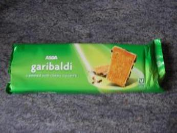 Garibaldi Biscuits in packet ASDA