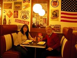 Jill Lawday and Phillip Holt