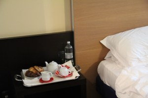 Breakfast in Bed Golf Hotel Milan