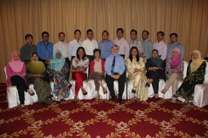Petronas Psychology of NLP in Coaching