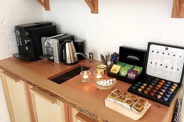 NLP in Bedrijf Hattem smakelijk koffie en thee