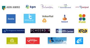 bedrijven die 1 of meer leidinggevenden aan ons hebben toevertrouwd NLP School