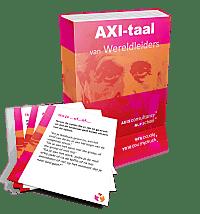AXI taal van Wereldleiders beïnvloeden en veranderen gedrag