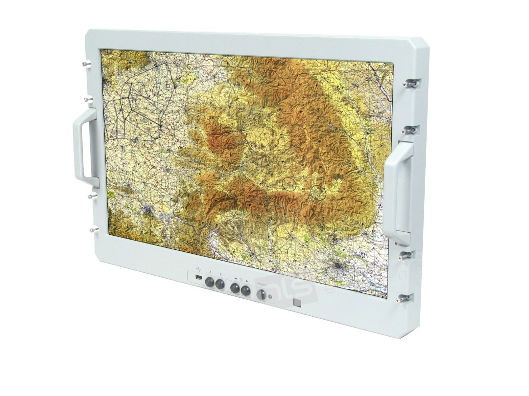 Rugged Display Products RF-27