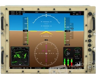 Rugged Display Product RF-19-GX1