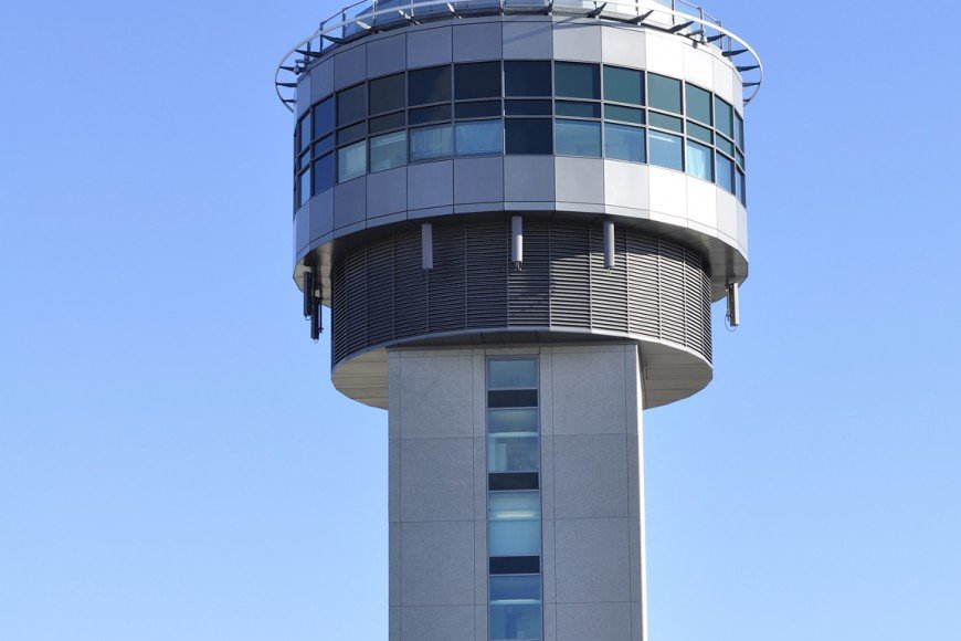 control station Navair-ATC rugged display
