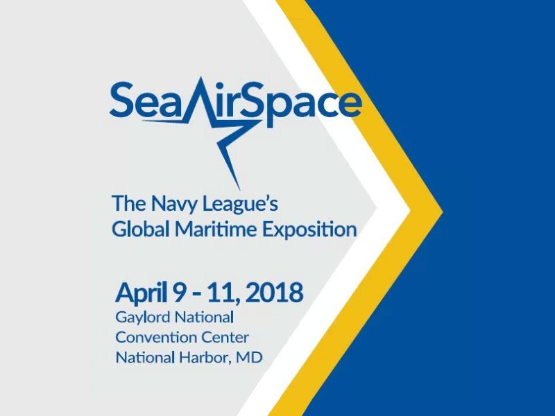 Sea-Air-Space-Expo 2018