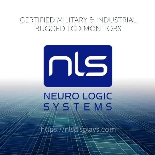 Aircraft LCD Monitors MIL Certified Display