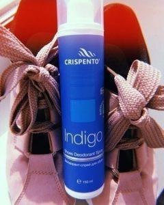 Дезодорант для обуви, Crispento Indigo