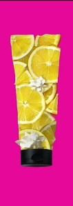ваниль-лимон, уход за телом